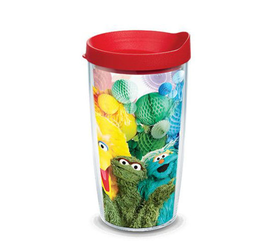 Sesame Street 50th Anniversary Party 16oz. Tumbler by Tervis