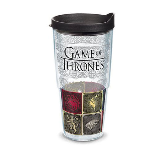 Game of Thrones House Sigils 24oz Tumbler by Tervis