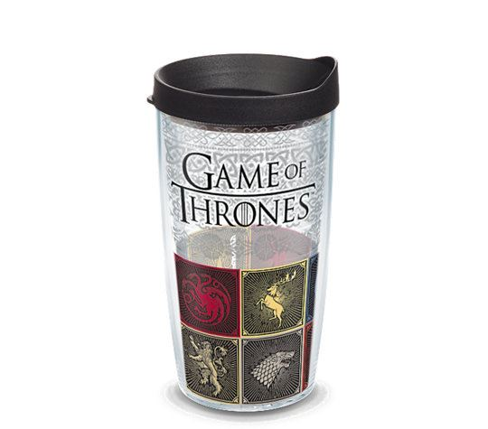 Game of Thrones House Sigils 16oz. Tumbler by Tervis