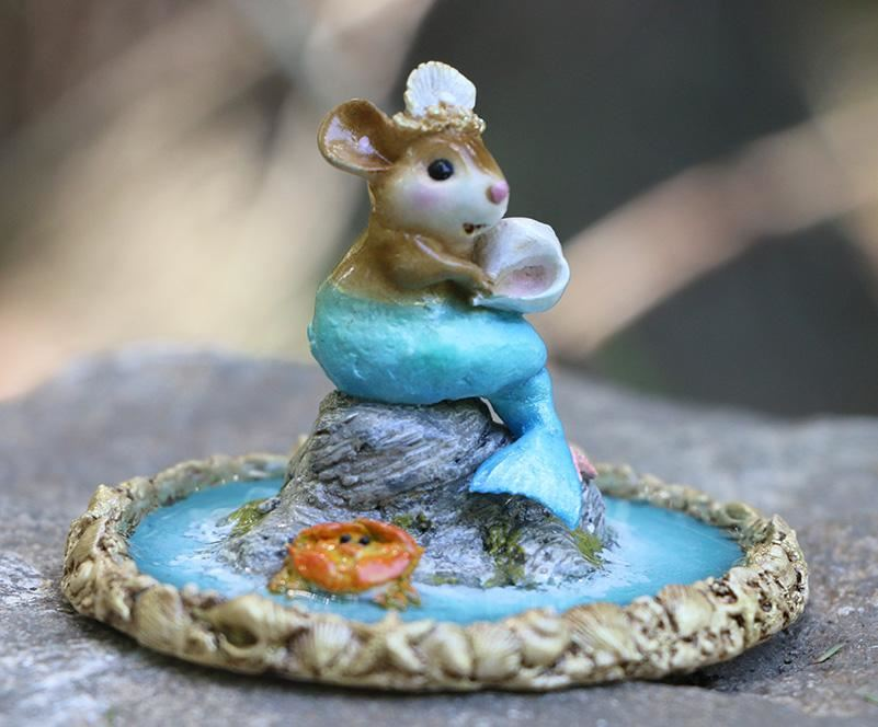Mermouse Melody M-692 By Wee Forest Folk®