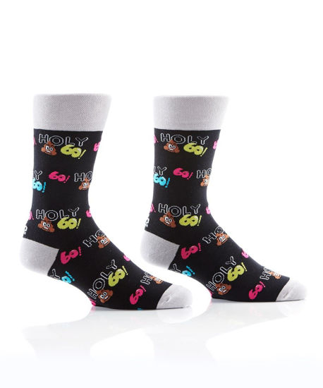60th Birthday Men's Crew Socks by Yo Sox