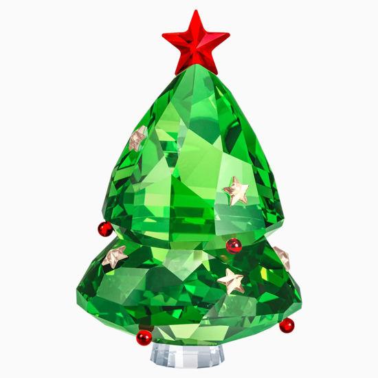 Christmas Tree Green by Swarovski
