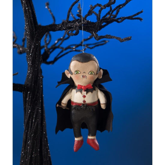 Dracula Dress Up Ornament By Bethany Lowe Designs