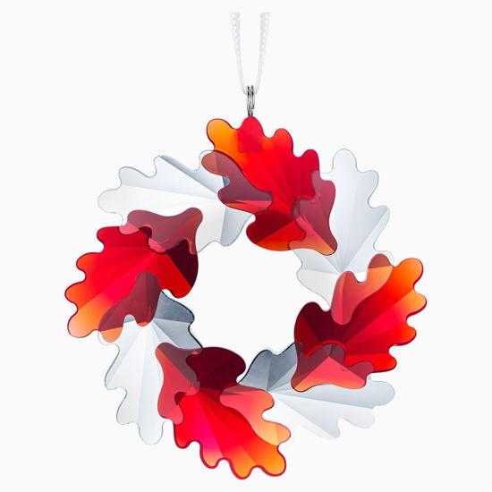 Wreath Ornament by Swarovski