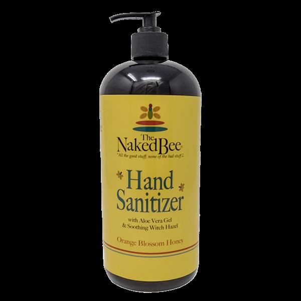 Orange Blossom Honey 32 oz. Hand Sanitizer by Naked Bee
