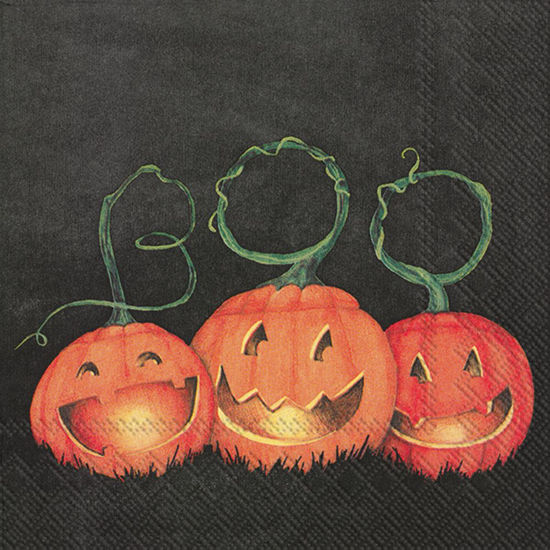 Boo Luncheon Napkin by Boston International