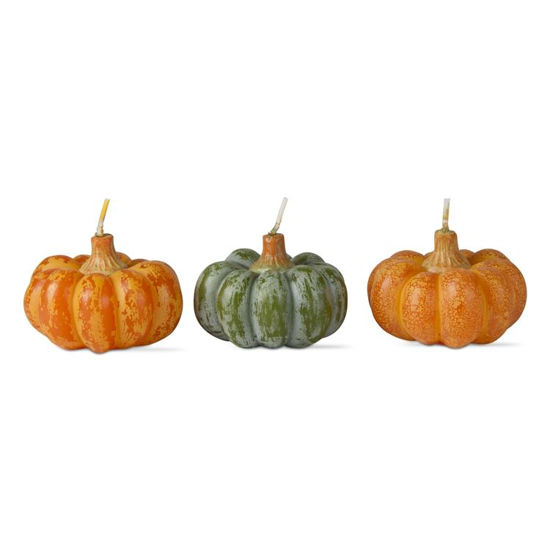 Heirloom Pumpkin Candles by TAG