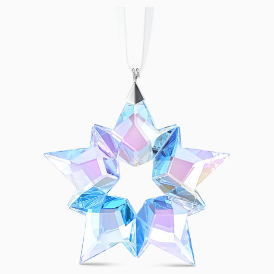 Ice Star Ornament by Swarovski