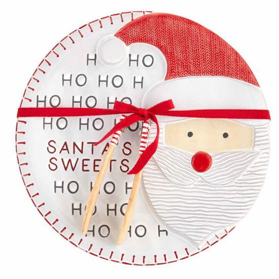 Santa's Sweets Cookie Set by Mudpie