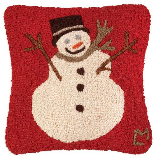 Frosty Snowman by Chandler 4 Corners