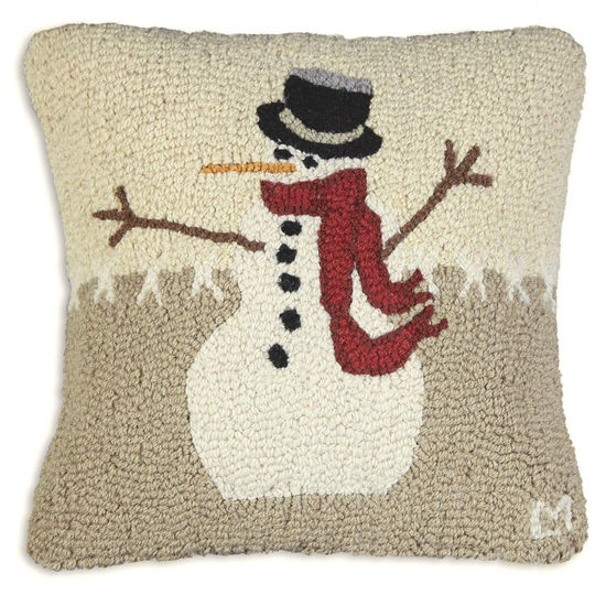 Snowman in Stitches by Chandler 4 Corners