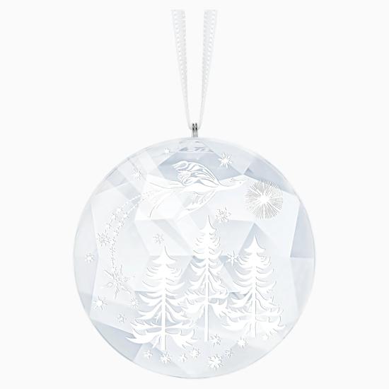 Winter Night Ornament by Swarovski