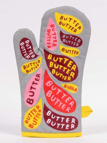 Butter Butter Butter Oven Mitt by Blue Q