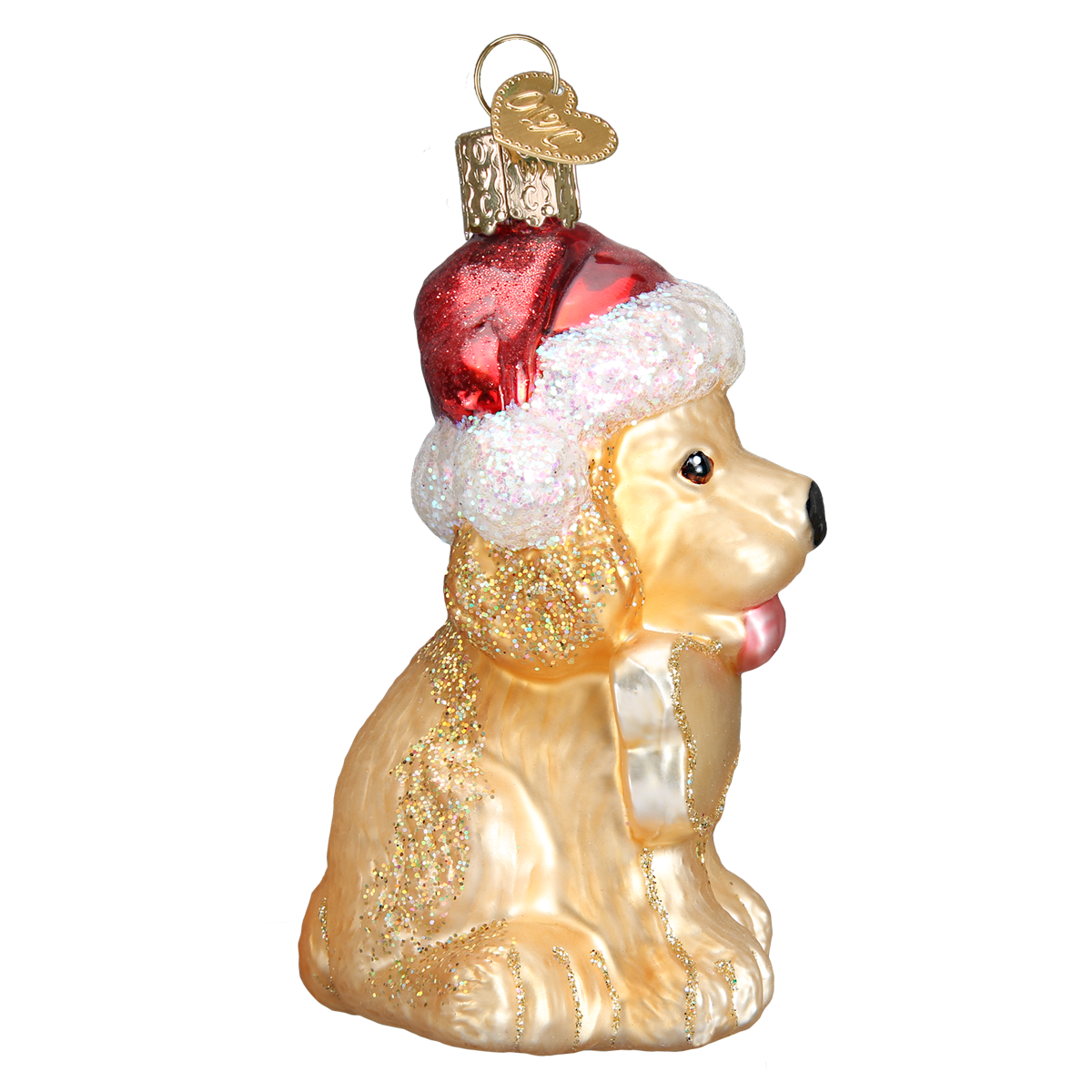 Jolly Pup Ornament by Old World Christmas