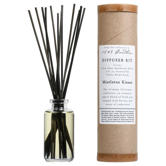 Mistletoe Kisses Diffuser Kit  by 1803 Candles