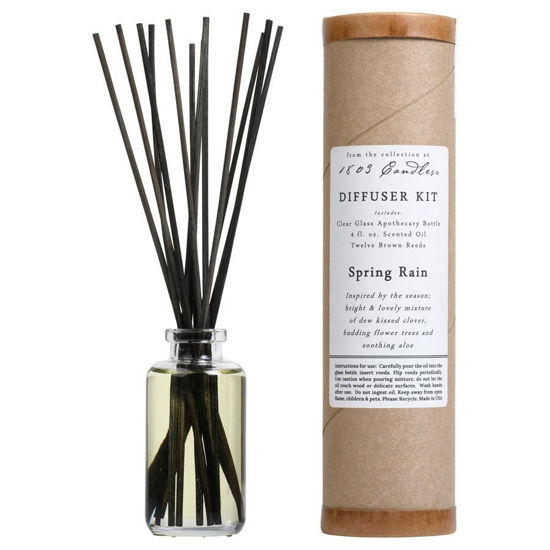 Spring Rain Diffuser Kit  by 1803 Candles