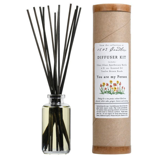 You Are My Person Diffuser Kit by 1803 Candles