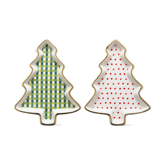 Joyful Trees Candy Dish (Set of 2) by TAG