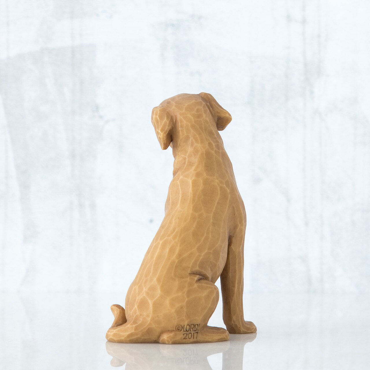 Love My Dog (light) by Willow Tree®