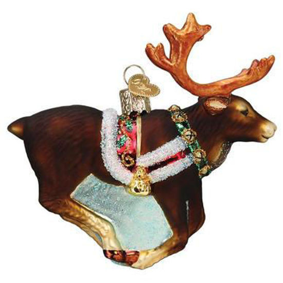 Reindeer Ornament by Old World Christmas