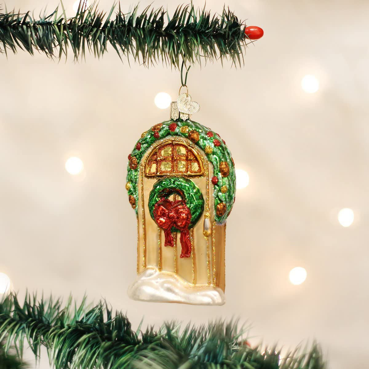 Welcome Ornament by Old World Christmas