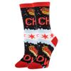 CHI Town Women's Socks by OOOH Yeah Socks