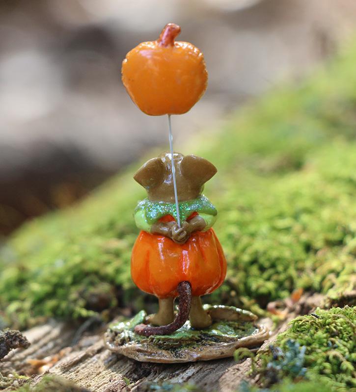 Pumpkin Partier! M-695 by Wee Forest Folk®