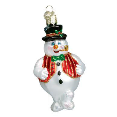 Mr. Frosty Ornament by Old World Christmas