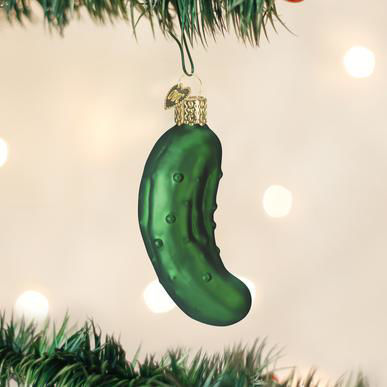Pickle Ornament by Old World Christmas