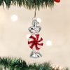 Peppermint Candy Ornament by Old World Christmas