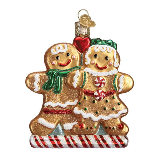 Gingerbread Friends Ornament by Old World Christmas