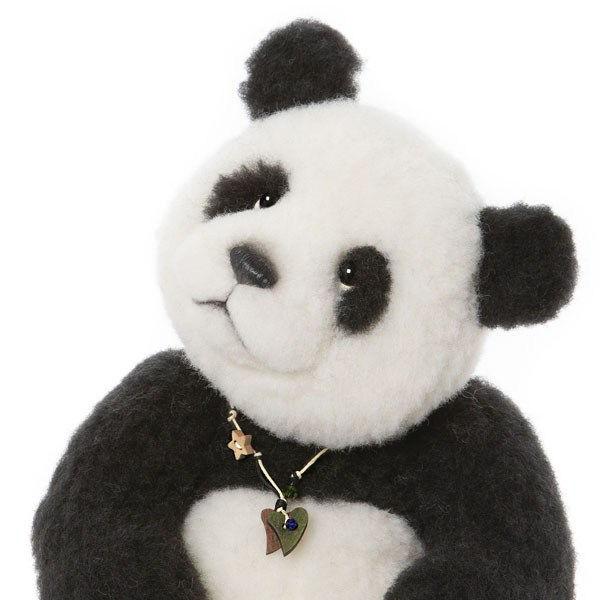 Yumi Panda by Charlie Bears™