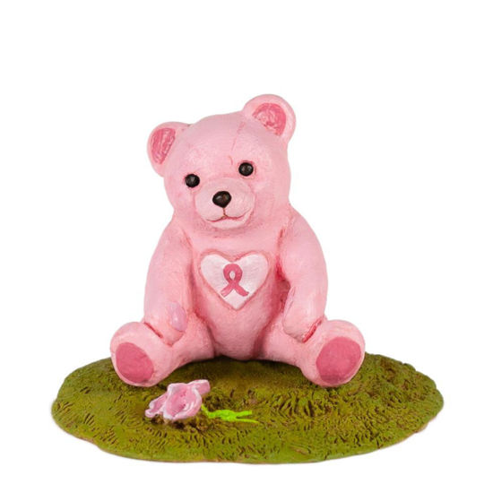 Beary Pink Bear A-59 by Wee Forest Folk®