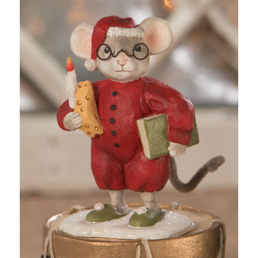 Papa Mouse by Bethany Lowe Designs