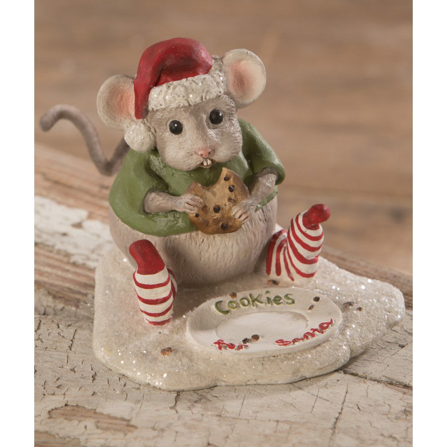 Nibbles Mouse by Bethany Lowe Designs