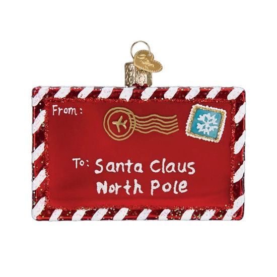 Letter to Santa by Old World Christmas