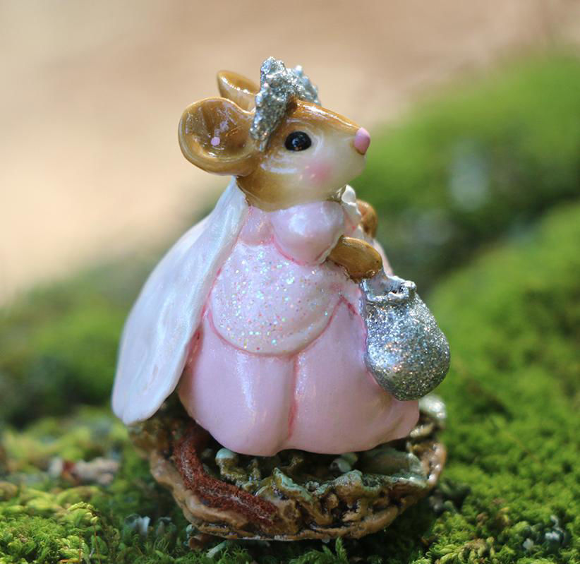 Glitter Princess M-694 Pink by Wee Forest Folk®