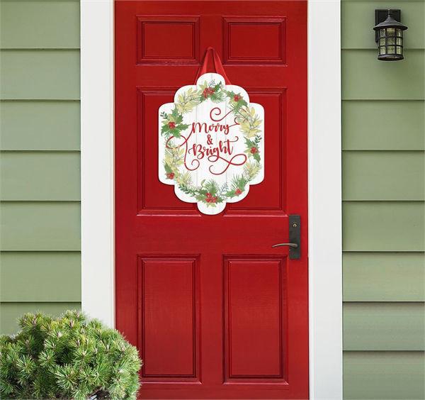 Winterberry Door Decor by Studio M