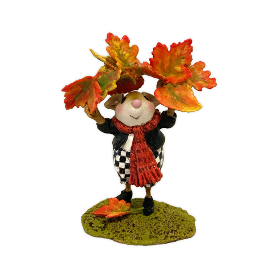 Lot 02 - Juggling Fall OAK BY WEE FOREST FOLK®