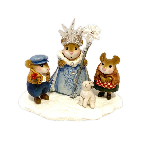 Lot 06 - The Snow Queen Trio OAK BY WEE FOREST FOLK®