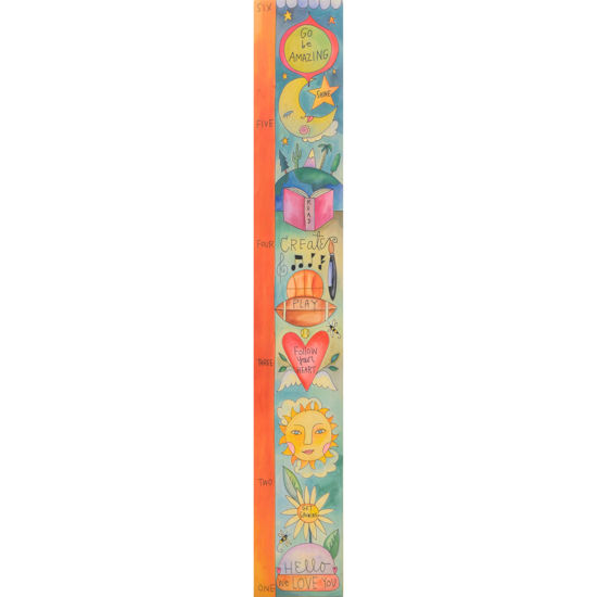 Live Large Growth Chart by Sincerely, Sticks