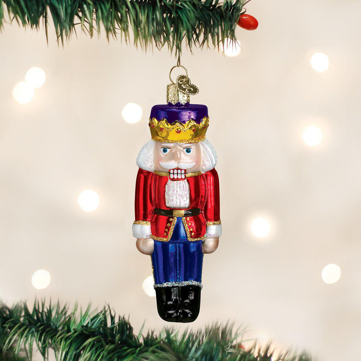 Nutcracker Prince Ornament by Old World Christmas