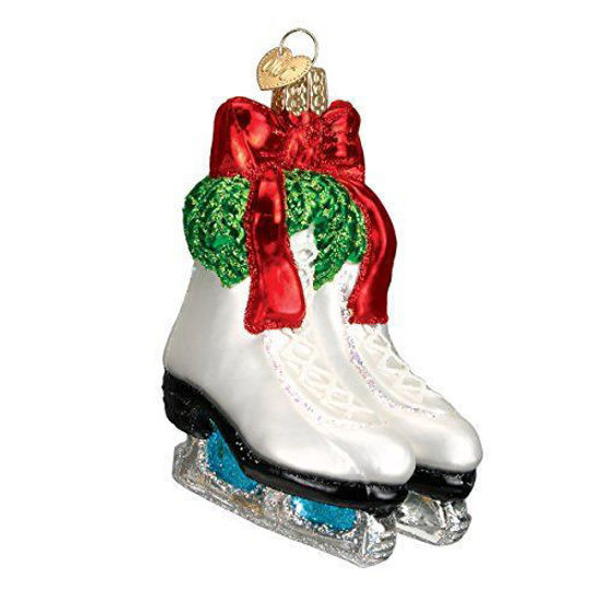 Holiday Skates Ornament by Old World Christmas