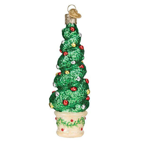 Holiday Topiary Ornament by Old World Christmas