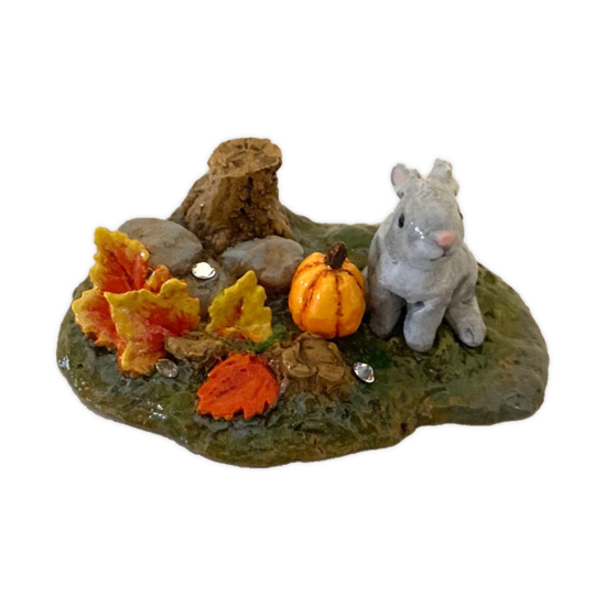 SOLD OUT - Autumn Bunny by Wee Forest Folk®
