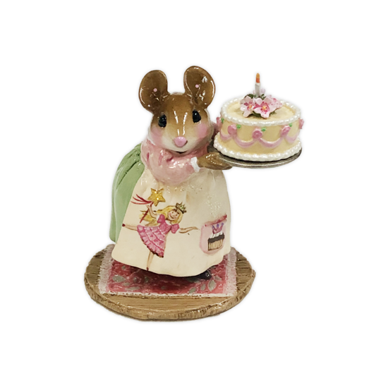 Icing on the Cake! OAK BY WEE FOREST FOLK®