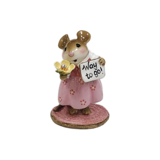 Way to Go! (Prize) BY WEE FOREST FOLK®