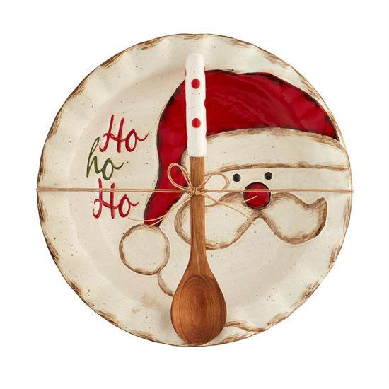 Christmas Farmhouse Salad Bowl Set by Mudpie
