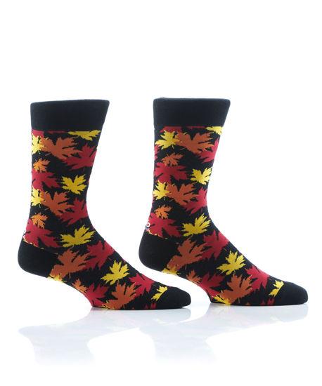 Fall Scenes Men's Crew Socks by Yo Sox