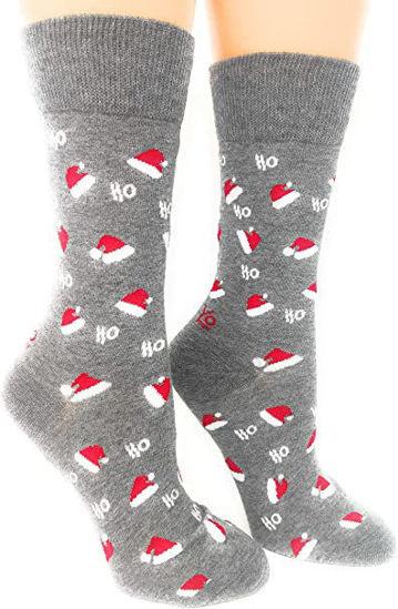 HoHoHo Women's Crew Socks by Yo Sox